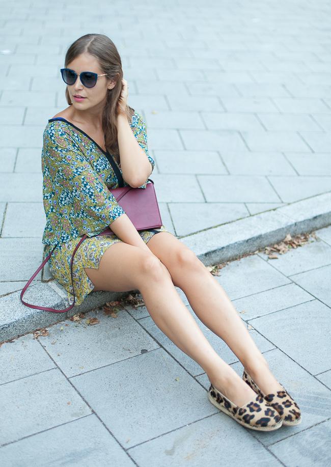 Tunikakleid von Zara 2015