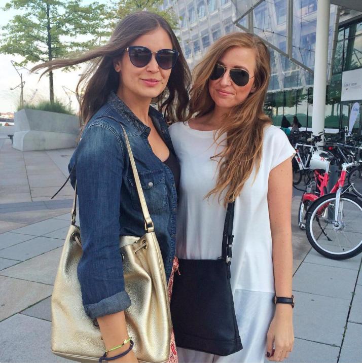 Reunion mit Julia in Hamburg