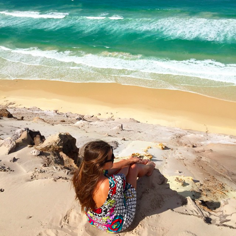 Josie loves Australia: Von Rainbow Beach nach Fraser Island
