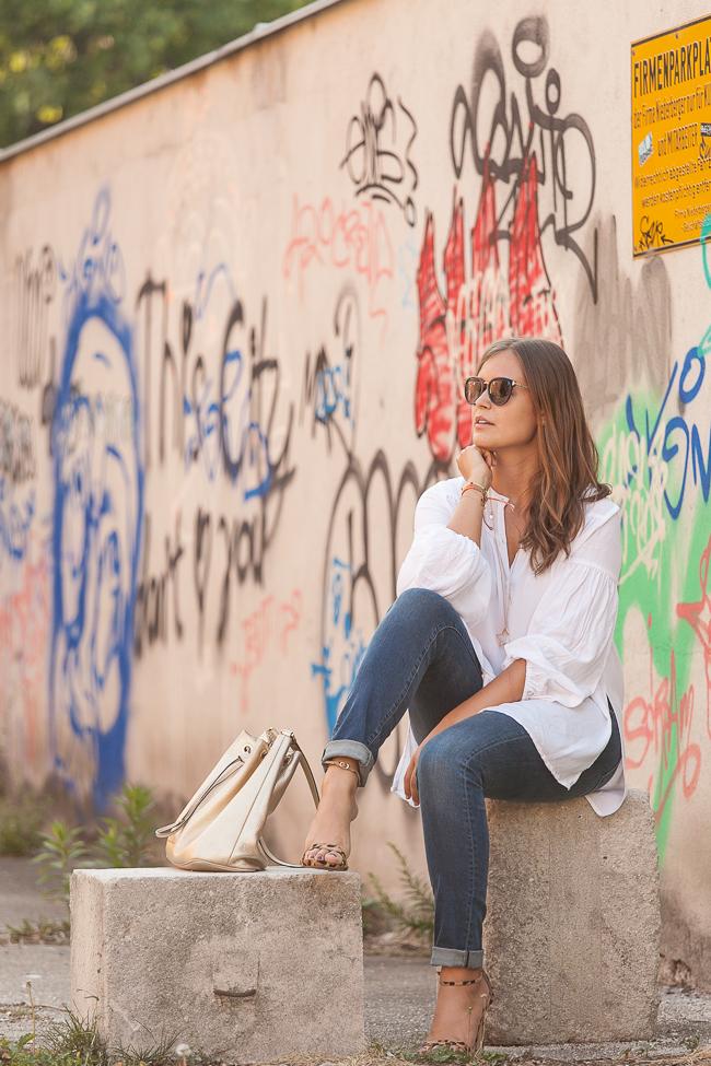 Ein Jahr – 52 (Jeans-)Looks: Outfit Zwei