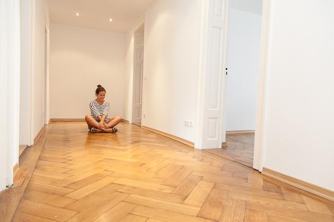 Montags-Update #15: Hallo neue Wohnung!