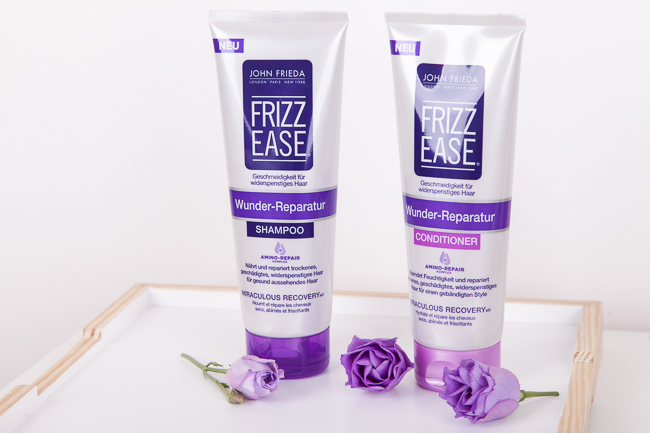 Frizz Ease Kollektion von John Frieda