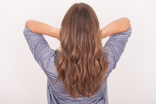 Seidig weiches Haar statt Frizz