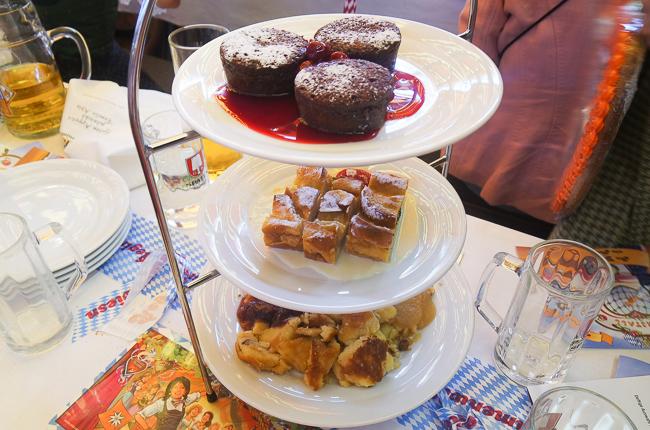 Dessert Sixt Damen Wiesn