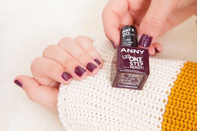Eine Nagellack-Revolution: ANNY PAINT & GO (+ Gewinnspiel)