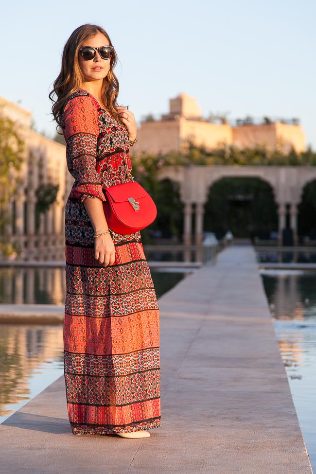 Ein erster Look aus Marrakesch