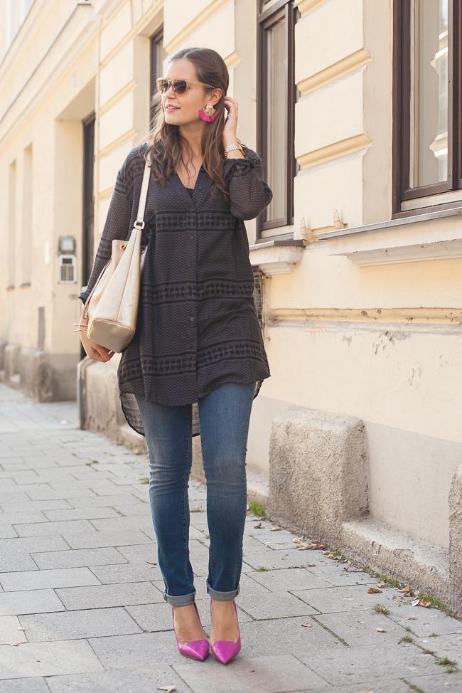 Ein Jahr – 52 (Jeans-)Looks: Outfit Vierzehn