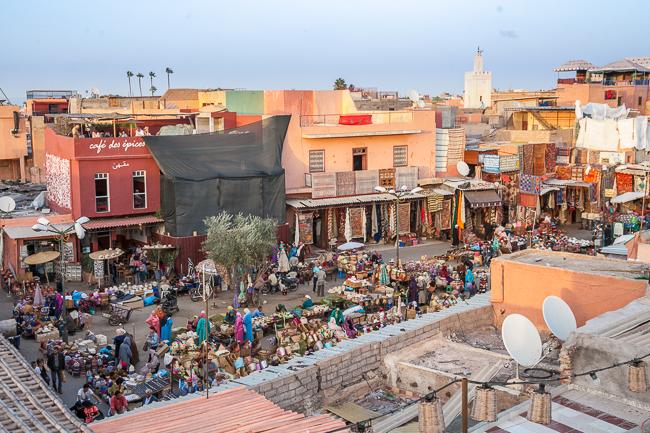 Marrakesch Nomad Medina