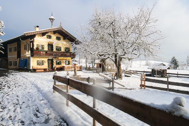 Das Luxushotel ist nicht nur im Winter einen Besuch wert!