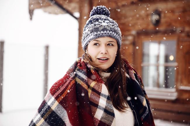 Wintershooting mit Josie loves