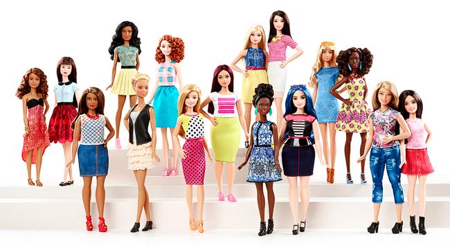 Big Barbie News: Die berühmteste Puppe der Welt bekommt Kurven #thedollevolves