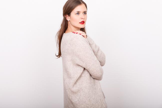 Der kuscheligste Pullover aller Zeiten