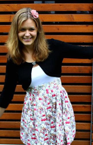 Sechs Jahre Josie loves: 72 Monate - 72 Looks