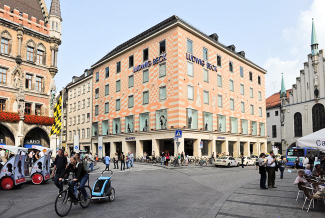 Sechs Jahre Josie loves: Gewinnt einen Shoppingtag in München mit mir und 500 Euro Budget bei Ludwig Beck Kaufhaus der Sinne
