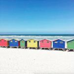 Strand Muizenberg Südafrika