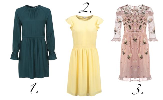 Shopping-Inspiration: Hochzeitsgast-Kleider