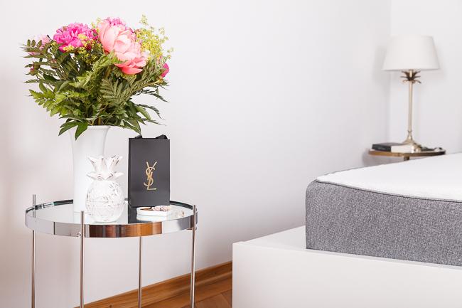 Impressionen aus unserem Schlaf- und Ankleidezimmer