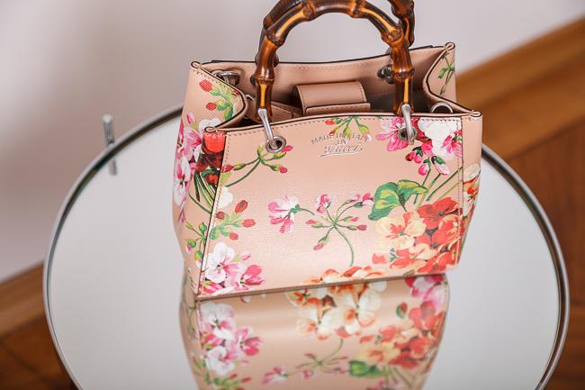 New In: Gucci Bamboo Mini Bag