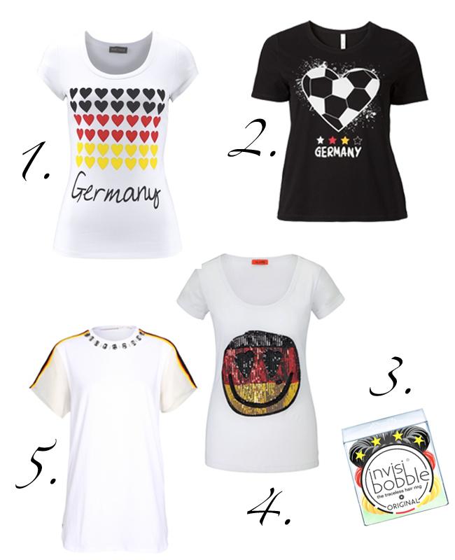 Stylishe Outfits für die Fußball Europameisterschaft: Alternativen zum klassischen Trikot