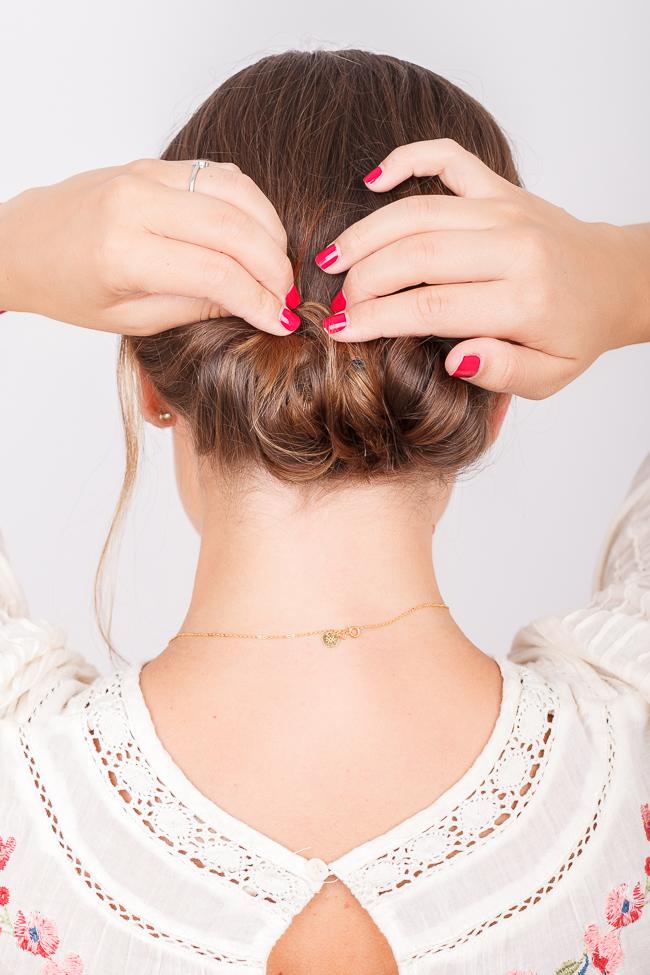 Hair Tutorials: Drei 5-Minuten-Frisuren für eine Sommer Party