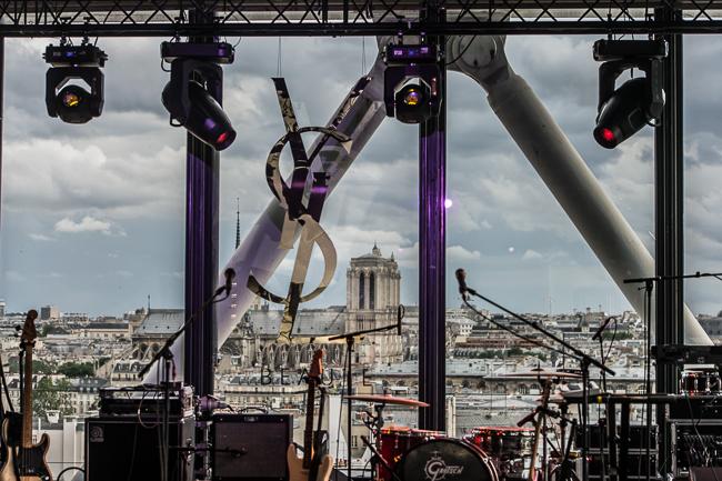 24 Stunden mit Yves Saint Laurent Beauté in der Stadt der Liebe - Der Duft-Launch von MON PARIS