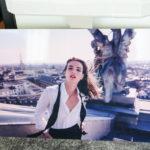 Crista Cober für Yves Saint Laurent