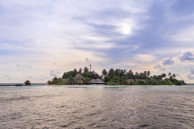 Verliebt in Kandolhu Island