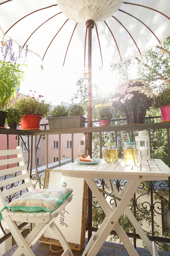 Mini Balkon mein lieblingsplatz im sommer unser mini balkon josie