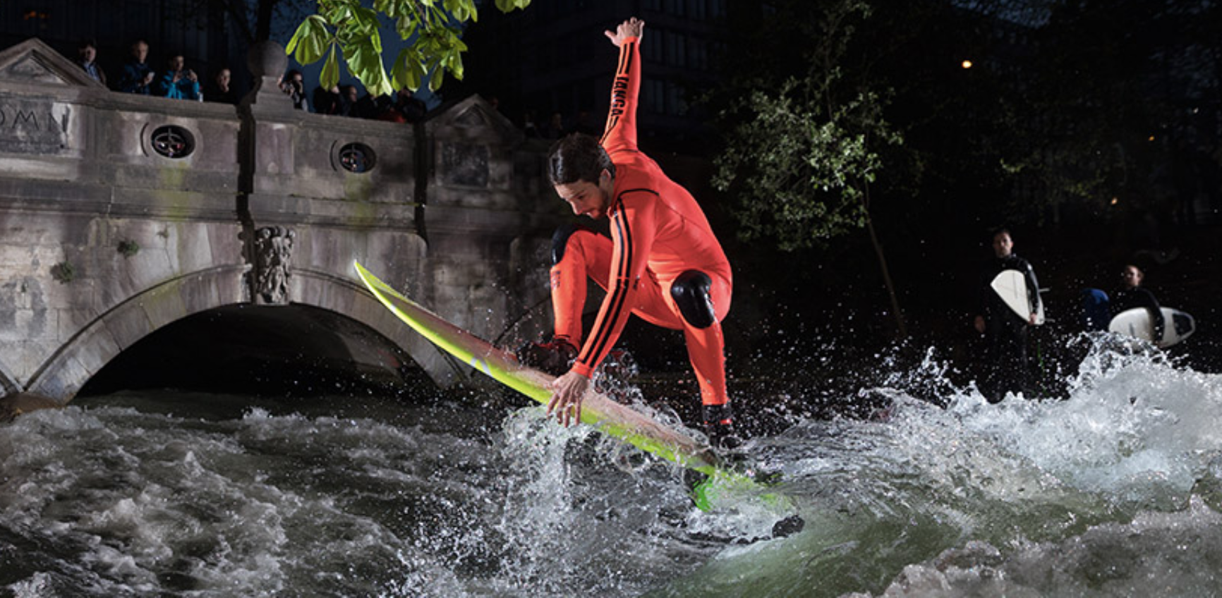 """Behind the Scenes beim Dreh der neuen Canon-Kampagne """"City Surfer"""" in München"""