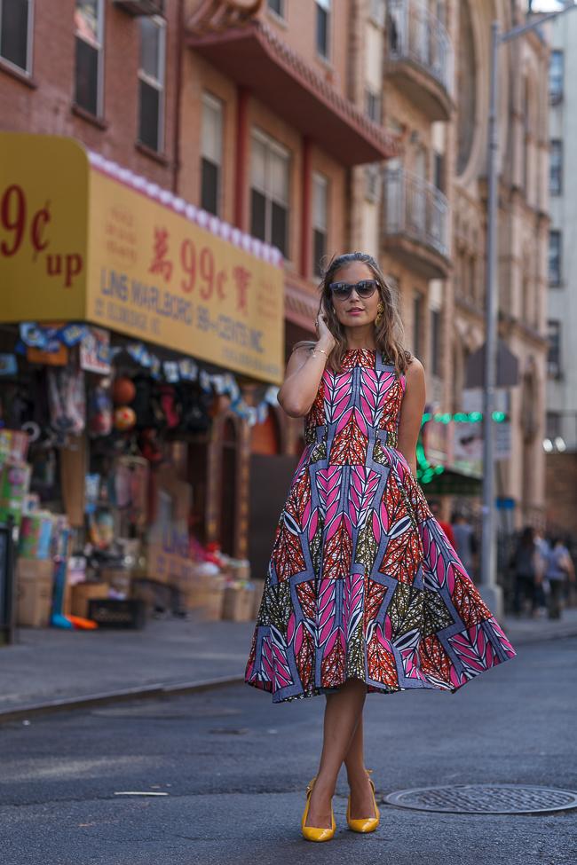 Ein erster Fashion Week Look
