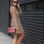 New York Fashion Week: Pepe Jeans Kleid + HALLHUBER Boots