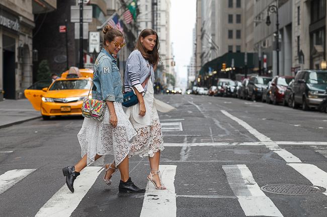 Street Style New York Fashion Week September 2016