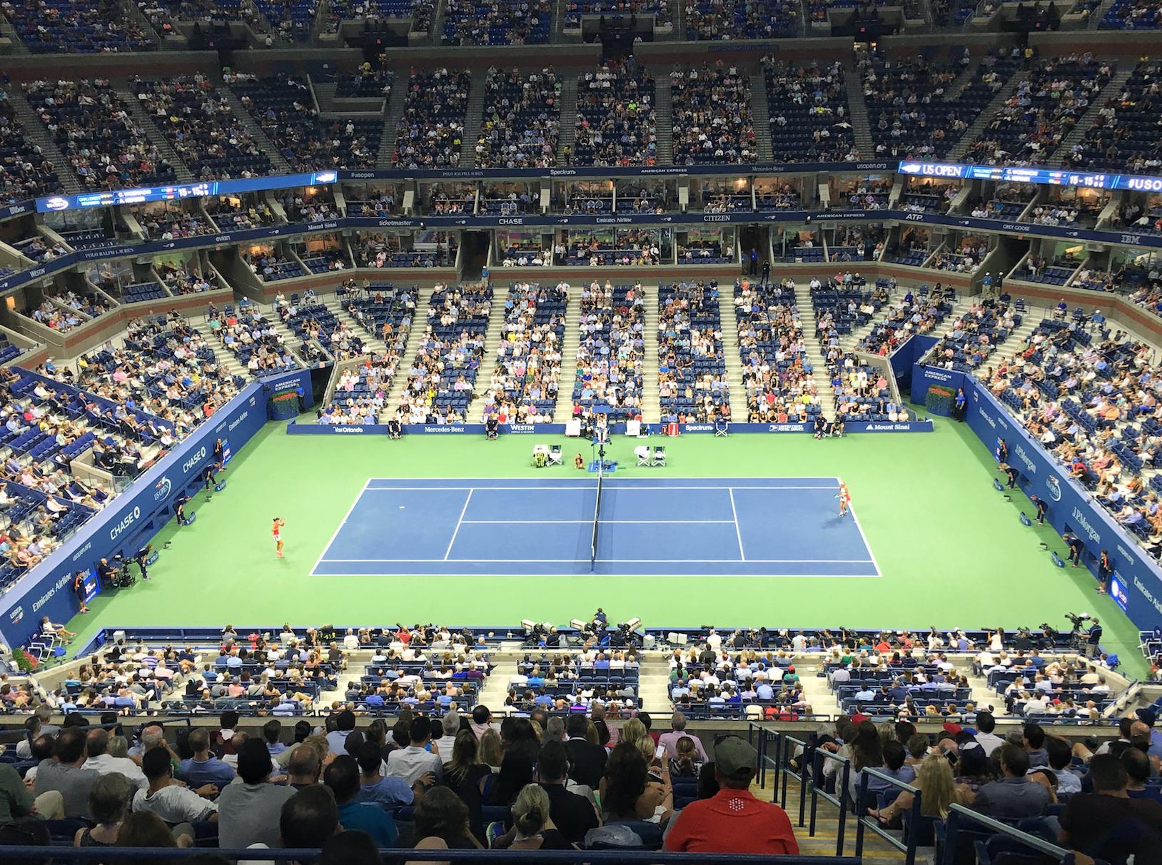 US Open Angelique Kerber 2016