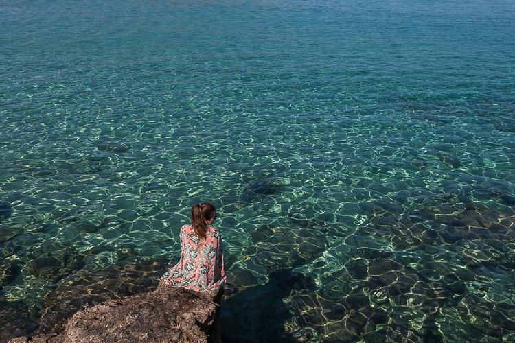 Ibiza Cala Comte schönster Strand