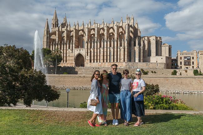 Mallorca ist super für einen Kurztrip mit Freunden