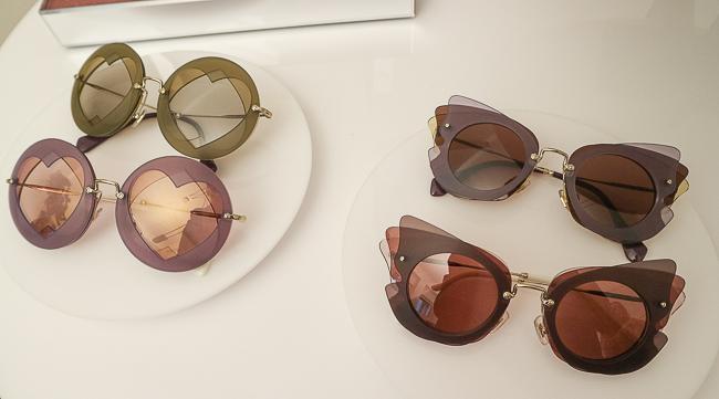 Miu Miu Sonnenbrillen Hippie Herz
