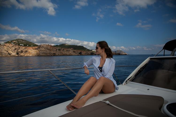 Bootstour von Ibiza nach Formentera