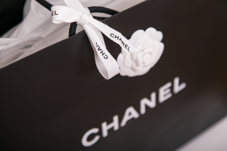 Ein Geschenk Von Mir Fur Mich Meine Erste Chanel Tasche Josie Loves