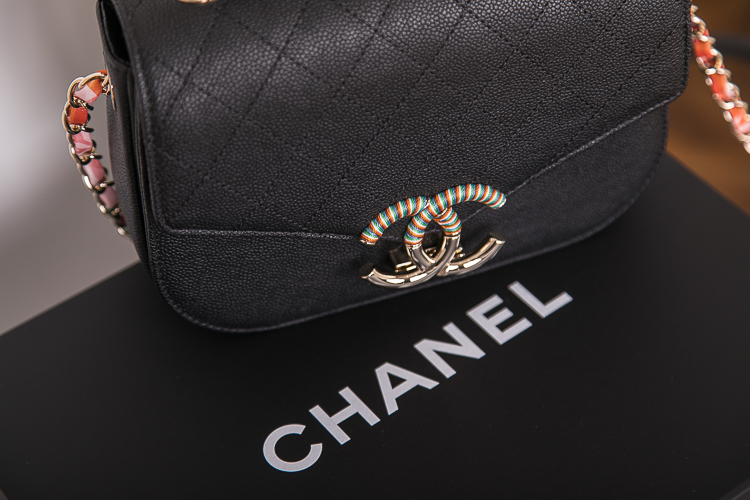 Chanel Pattentasche Schwarz Modeblogger Muenchen 2016 1132 Josie Loves