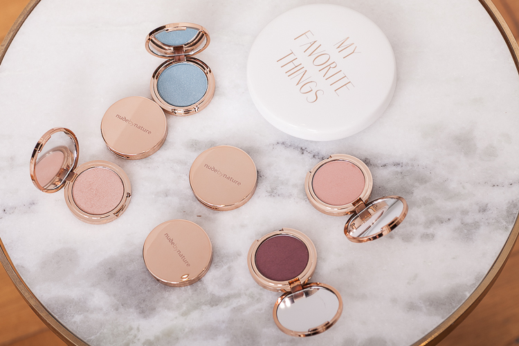Nude by Nature Eye Collection im Test