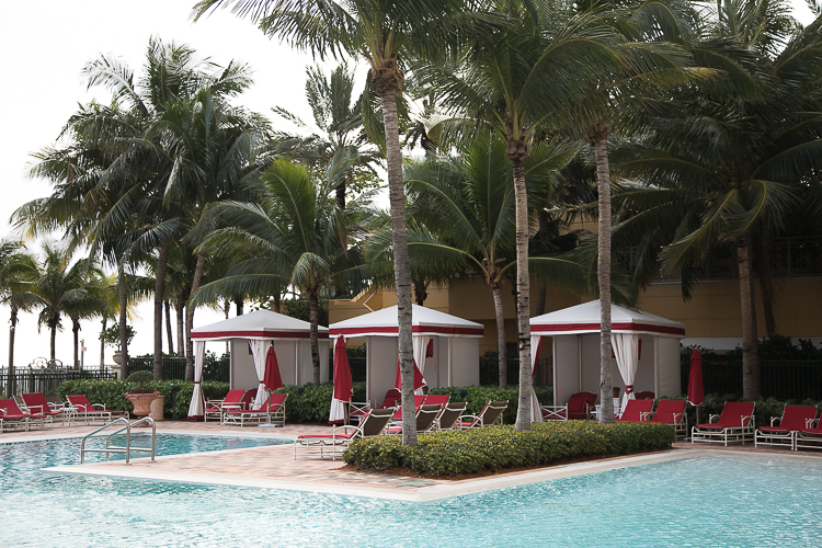 A relaxing Florida start: Our stay at the Acqualina Resort & Spa in Sunny Isles Beach