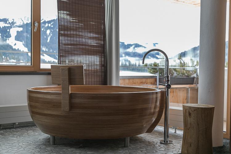 Ein designhotel im allg u die hubertus alpin lodge spa for Designhotel skifahren