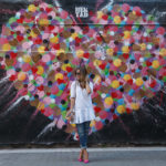 New York Herz Graffiti