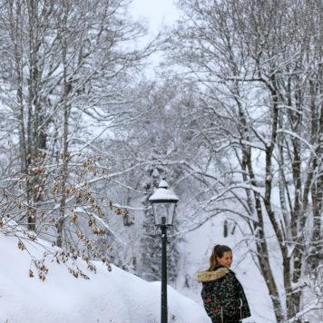 Montags-Update: Grüße aus dem Winter Wonderland!
