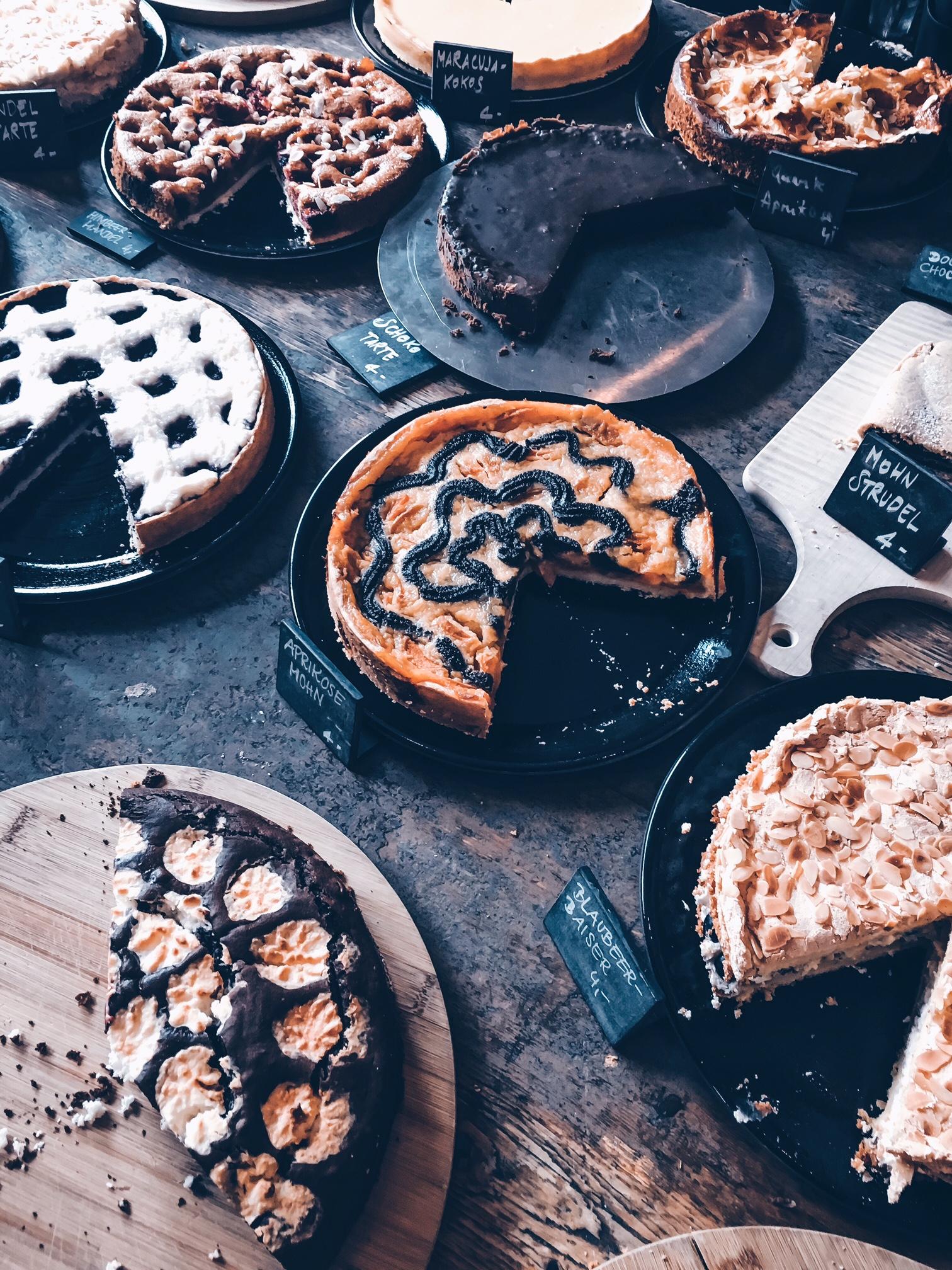 Must-eat: Kuchen im Occam deli