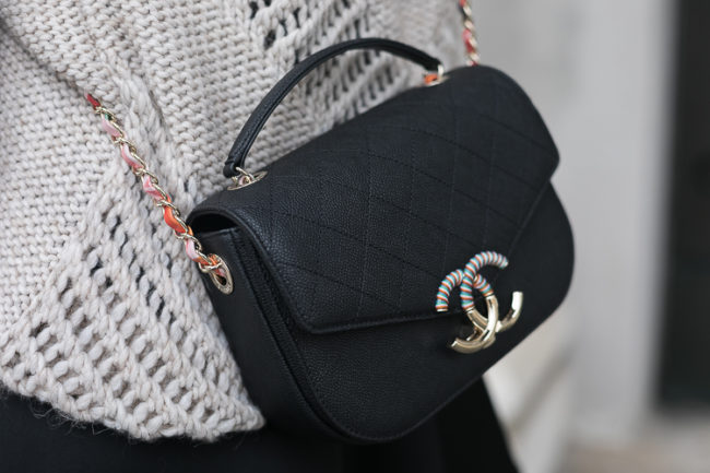 What S In My Chanel Bag Josie Loves