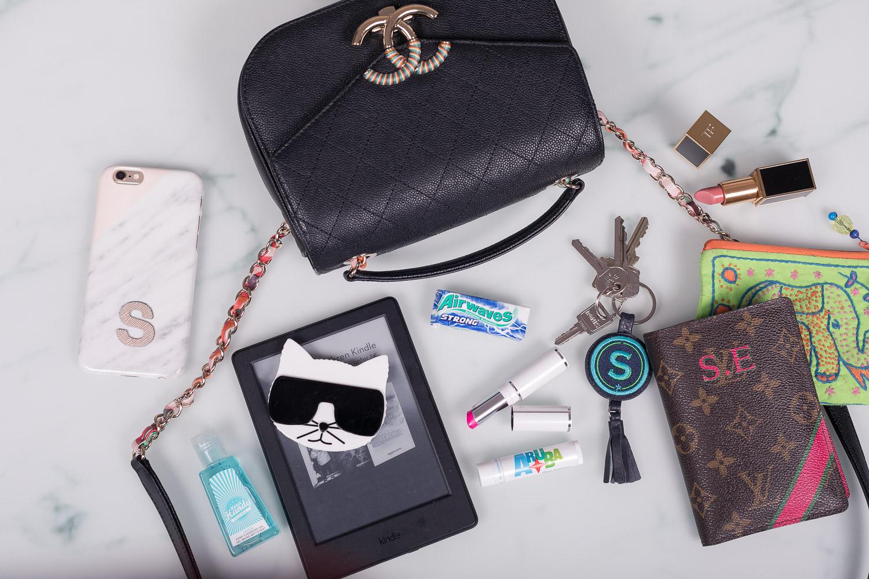 Chanel Tasche Inhalt Josie Loves