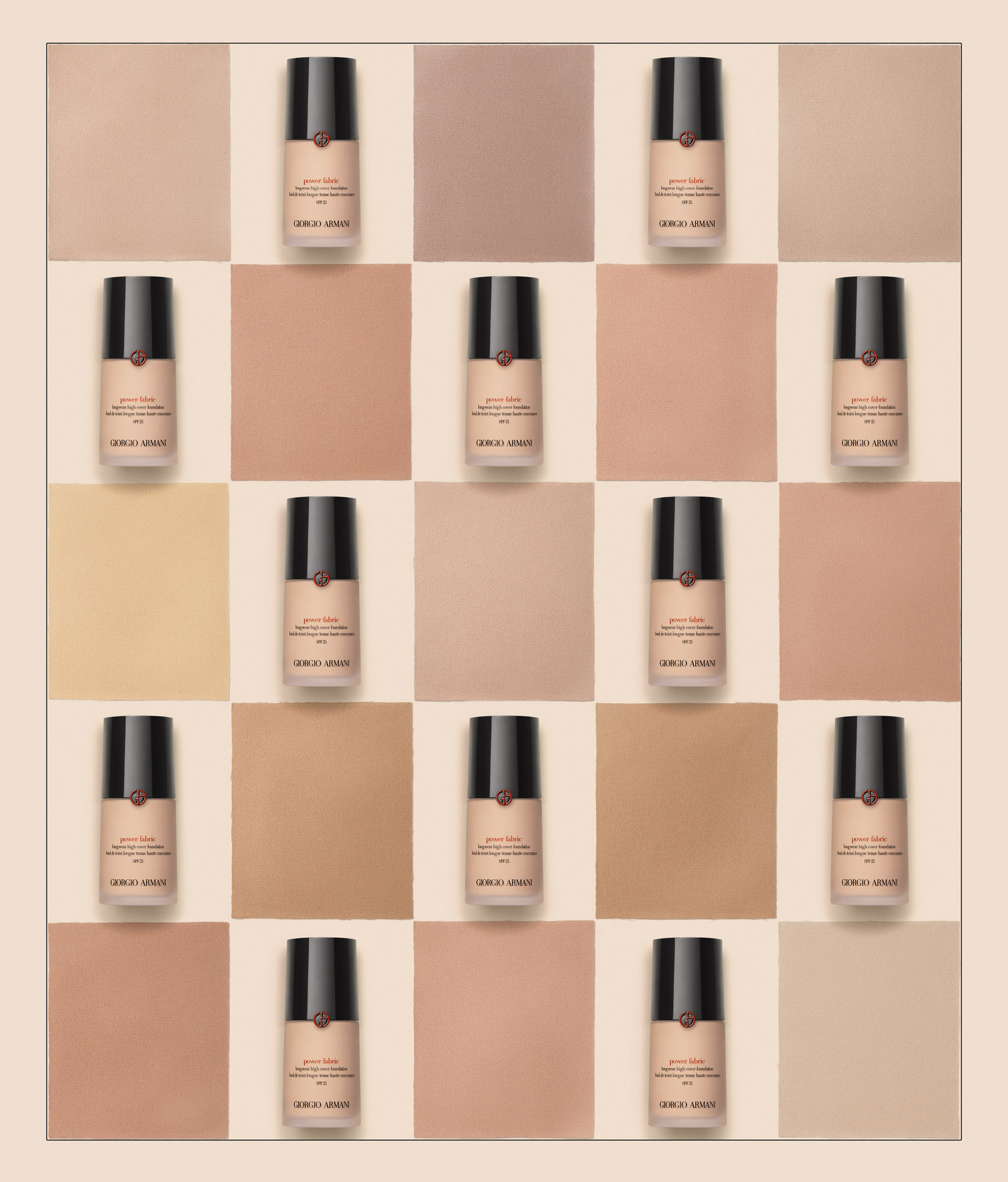 Neue Foundation von Giorgio Armani Beauty