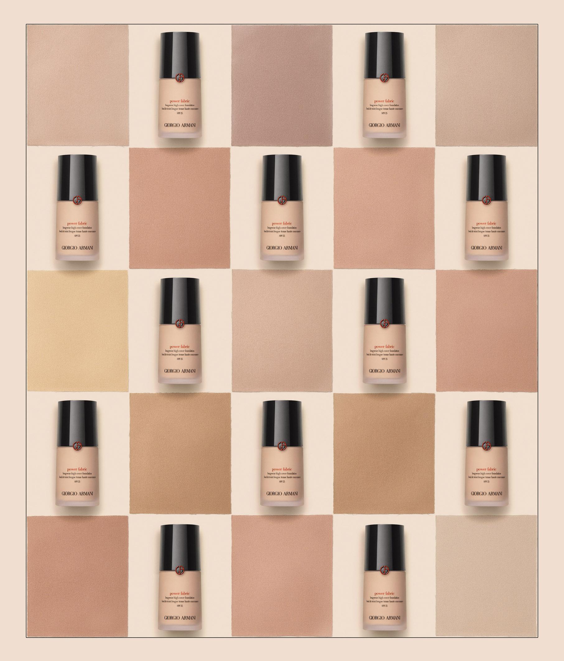 Power Fabric Foundation: Die Neuheit von Giorgio Armani Beauty im Test