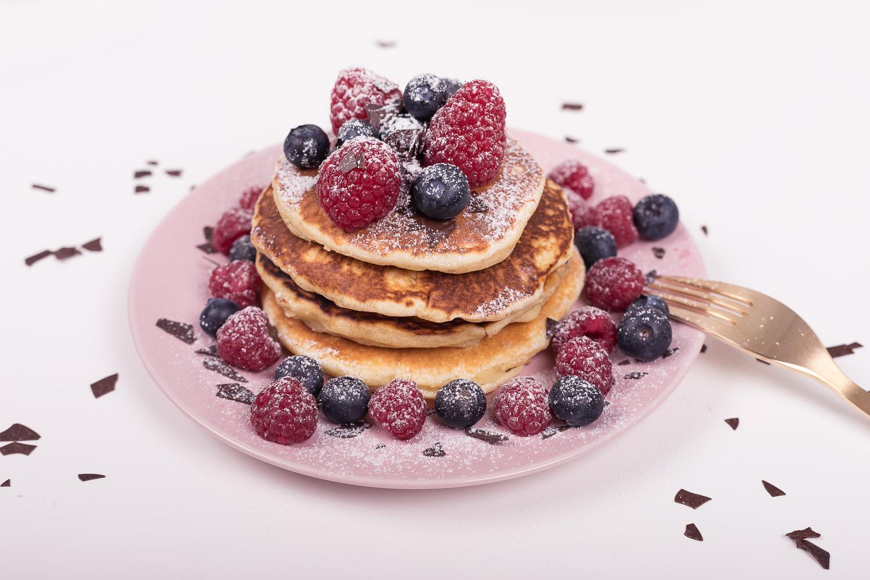 Favorit fürs Frühstück: Pancakes